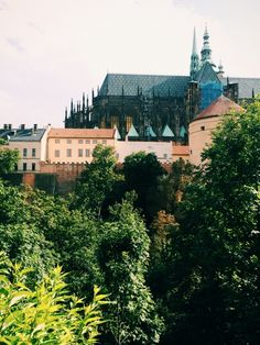 Prague (click to follow me on Instagram!)