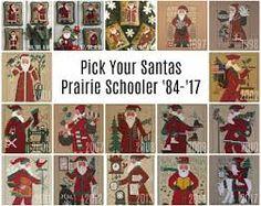 Image result for prairie schooler designer series santas collection