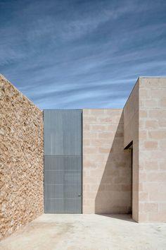 Munarq Architects, Adrià Goula · Son Juliana Winery