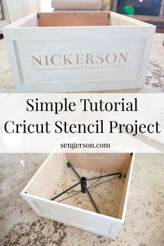 This simple tutorial will show you how to make a Christmas Tree collar to hide the ugly metal pole from your artificial Christmas tree. This is a faux Christmas tree stand crate that you can use to hide your artificial Christmas tree stand!