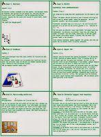 Leuke rekenspellen met een pak speelkaarten Math Classroom, Bullet Journal, Teaching, School, Wonderland, Alice, Winter, Blog, Paper Board