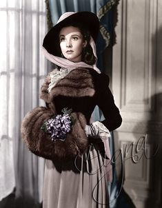 """""""That Hamilton Woman"""" Vivien Leigh 1941 U/A"""