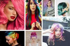 Looks rainbow hair ghd