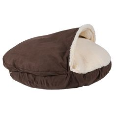Snoozer Cozy Cave Dog Bed | 12 Colors & Fabrics | 3 Sizes