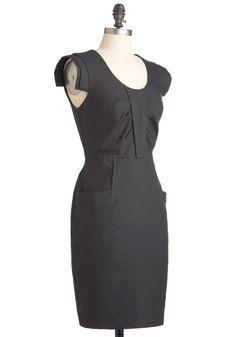 Work of Architecture Dress   Mod Retro Vintage Dresses   ModCloth.com