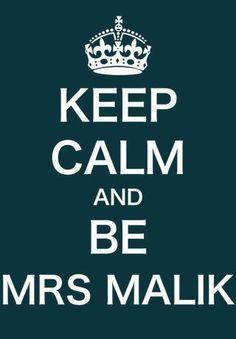 Mrs. Malik ;D