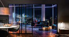 Puro requinte. Olha só o que a Porta Deslizante Dolomiti Frame pode fazer pelo seu projeto! Se a ideia for separar os ambientes com translucidez, está aí a solução divisória diferenciada. Agende uma visita aqui na Sumisura para saber mais.   #arquitetura #design #architecture #portasdecorrer
