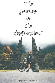 The very best travel and wanderlust quotes to inspire your next crazy travel adventure! I found 101 of the greatest travel quotes that have stood the test of time. #travel #wanderlust #quotes #inspire #wander Wanderlust Quotes, Travel Quotes, French Love Poems, Journey Pictures, Photography Tours, Vacation Pictures, Source Of Inspiration, Adventure Travel, Adventure Quotes