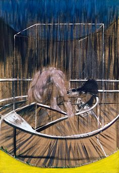 Study for Crouching Nude | Francis Bacon