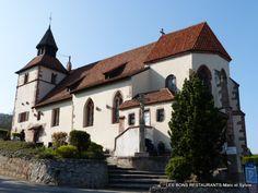 Dambach-la-Ville(67-Chapele saint-Sébastien!