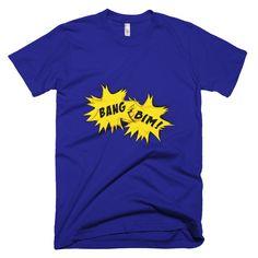 Bang Bim - Short sleeve men's t-shirt