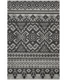 RugStudio presents Safavieh Adirondack Adr107a Silver / Black Machine Woven, Good Quality Area Rug