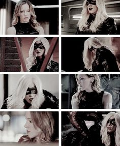 Laurel Lance: I'm not strong enough to fight for Sara. #arrow