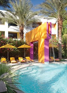 The Saguaro Scottsdale Hotel #travel #stay #Scottsdale #Arizona #issuesneakpeek