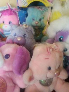 From Becky Galentine's collection; hope to collect these one day! To Collect, Plush, Teddy Bear, Toys, Collection, Activity Toys, Teddybear, Games, Sweatshirt