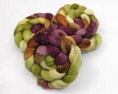 Australian Merino Wool Roving  155 Micron  by woolgatherings, $31.00