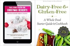 Recommended Dairy-Free eBooks