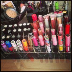 My Mac Lipstick and Lipgloss