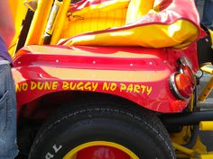 No dune buggy no party - Movieland 2011