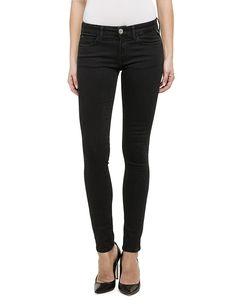Jeans Luz    Diese Röhre von Replay sollte in keinem gut sortierten Kleiderschrank fehlen. Die hautenge Jeans passt sich dank des Stretch-Anteils und ihrer robusten Qualität perfekt an die Haut an. Mit engem Print-Shirt oder Longbluse, High Heels und interessanten Accessoires gelingen sexy Outfits wie von selbst. Die Luz von Replay ist ein Must-Have für jede moderne Frau.    Außenmaterial: 93% ...