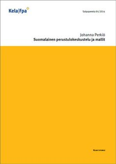 Perustulo on Suomessa noussut päivänpoliittiseen keskusteluun Juha Sipilän hallituksen sitouduttua perustulokokeiluun. Perustulokeskustelulla on kuitenkin maassamme pitkä ja monivaiheinen historia.… Raha, Historia