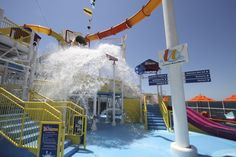 Carnival Breeze WaterWorks  I know Jerry can't wait to do this!!!!!