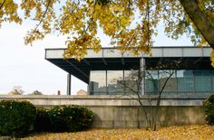 Neue Nationalgalerie Berlin, Germany, by Walter Dombrowsky