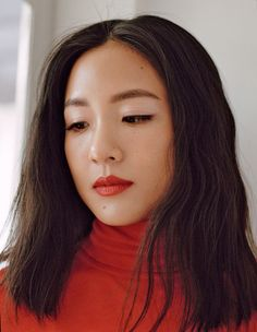 Constance Wu Uses This Foundation to Get Her Gorgeous Dewy Skin