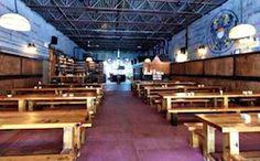 The KBH (aka Die Koelner Beerhall) Seating capacity of 200 with emphasis on German beers plus wine and spirits.