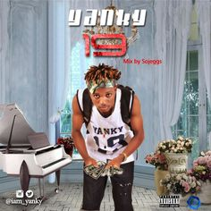 Yanky  19th   The long awaited Video is here! Ikemesit James JohnPopularly known asYankyhails from Akwa Ibom an Afro-pop fast rising star who blends competitive tune with his amazing vocalto light up and balance every mood debuts his first official single titled19  The Afrobeat crooner accompanies this audio with an outstanding visual interpretation of the hit single as directed by Gabriel AdebayoSKM FILMZ  Yankywho is known for her Afro-pop magic has come up with an inspirational piece…