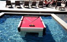 Waterproof Pool Table by Cargo