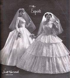 Modern Bride Magazine 1958 - Sharon Souter - Álbumes web de Picasa