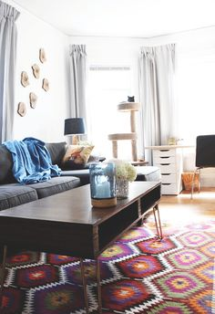 6 Clever Coffee Table DIY Ideas That Offer Style and Storage