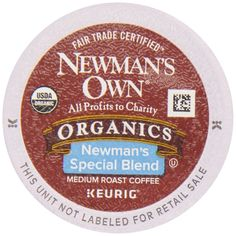 Green Mountain Coffee Newman's Special Blend, Medium Roast,  K-Cup Portion Pack for Keurig K-Cup Brewers, 24-Count * To view further, visit now : K Cups