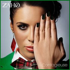 French singer Zaho