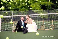 Love all...  #tennis #ausopen #wedding  http://www.australianopen.com