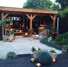 21 Bohemian Garden Ideas - I Do Myself - When you are decorating your home, the. - 21 Bohemian Garden Ideas – I Do Myself – When you are decorating your home, then you might come across many different themes and styles. Backyard Garden Landscape, Backyard Patio Designs, Pergola Patio, Backyard Landscaping, Patio Ideas, Diy Garden, Pergola Kits, Modern Pergola, Landscaping Ideas