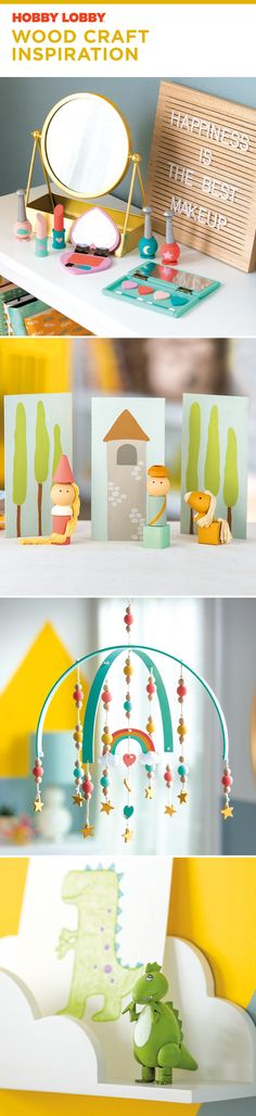 Wood Craft Inspiration