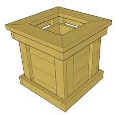Building Deck Planter Boxes - Decks.com