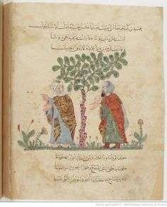 Bibliothèque nationale de France, Département des manuscrits, Arabe 5847 100v