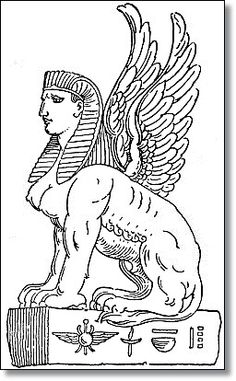 Oedipus e a Esfinge. The Secret Teachings of all Ages Manly P. Hall