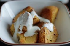 How to Cook Crispy Roasted Potatoes by Rue J
