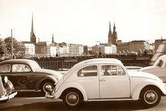 Hamburg , VW Käfer