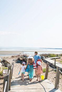 Que ce soit avec votre famille, vos d'amis ou vos amis de compagnie, les étés à la plage Youghall à Bathurst sont imbattables. | Côte acadienne, Nouveau-Brunswick