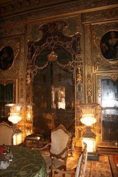 loveisspeed .......: Dodie Rosenkrans Veneza Palácio Palazzo Brandolini Itália, renovado por Tony Duquette ...