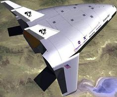 Lockheed Martin gambled on its spacecraft prototype, but technical problems forced cancellation of its government contract. Experimental Aircraft, Space Program, Starcraft, Space Shuttle, Space Travel, Space Exploration, Science And Technology, Cosmos, Nasa