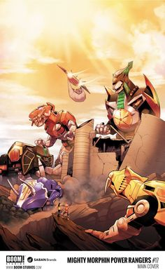 Mighty Morphin Power Rangers The next Power Rangers epic starts here! The Power Rangers are finally reunited, but can things ever be the same? Power Rangers 2016, Power Rangers Comic, Power Rangers Dino, Mighty Morphin Power Rangers, Kamen Rider, Live Action, Power Ragers, Green Power Ranger, Fan Art