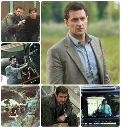 Black Sky - this movie is going to kill me. Two of my favorite things, Richard Armitage and the weather. Oh boy!