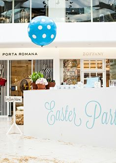 Easter Party 2014 at Design Centre, Chelsea Harbour