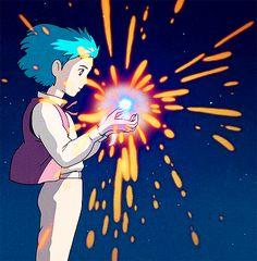"""""""Un corazón es una carga pesada , en especial si es tan grande y lleno de sentimientos"""" El increíble castillo vagabundo (Hayao Miyazaki)"""